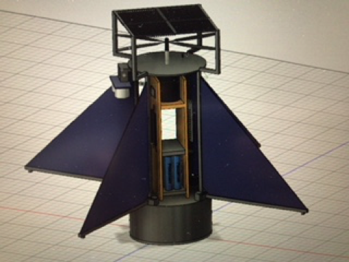 structure design of cansat a